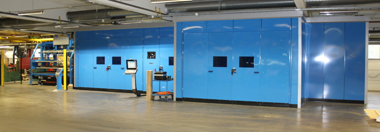 maskin för laserskärning, AMV